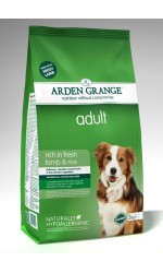 Arden Grange ADULT DOG with Lamb and Rice **12kg Out of Stock **