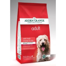 Arden Grange ADULT DOG with Chicken and Rice