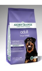 Arden Grange ADULT LARGE BREED with Fresh Chicken and Rice