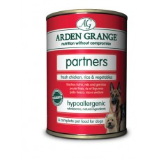 Arden Grange PARTNERS Fresh Chicken, Rice & Vegetables **Out of Stock**