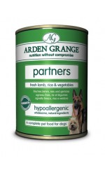 Arden Grange PARTNERS Lamb, Rice & Vegetables - 6 x 395g ** OUT OF STOCK **