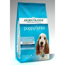 Arden Grange PUPPY JUNIOR rich in fresh chicken