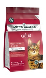 Arden Grange  ADULT CAT with Fresh Chicken and Potato - grain free recipe