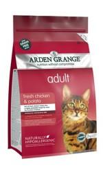 NEW - Arden Grange  ADULT CAT with Fresh Chicken and Potato - grain free recipe