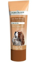 NEW - Arden Grange TASTY LIVER TREAT - for cats (and dogs)