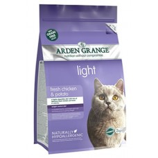 New - Arden Grange  ADULT CAT LIGHT with Fresh Chicken and Potato - grain free recipe