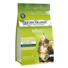 NEW - Arden Grange KITTEN with Fresh Chicken and Potato - grain free recipe
